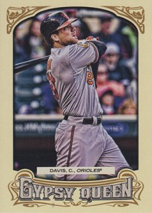 2014 Topps Gypsy Queen Reverse Image Variations Guide 47