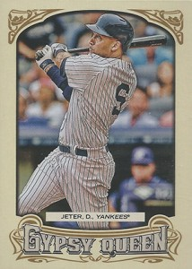 2014 Topps Gypsy Queen Reverse Image Variations Guide 11