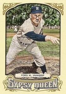 2014 Topps Gypsy Queen Reverse Image Variations Guide 55