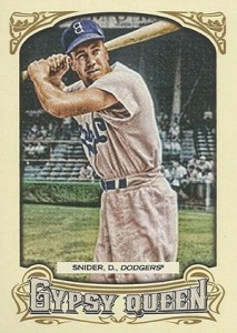 2014 Topps Gypsy Queen Reverse Image Variations Guide 61