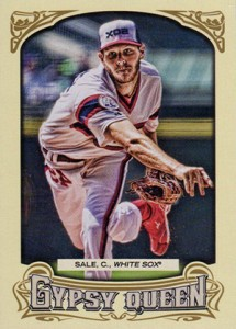 2014 Topps Gypsy Queen Reverse Image Variations Guide 71
