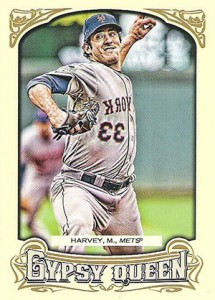 2014 Topps Gypsy Queen Reverse Image Variations Guide 73
