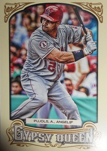 2014 Topps Gypsy Queen Reverse Image Variations Guide 75