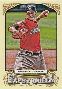 2014 Topps Gypsy Queen Reverse Image Variations Guide 79