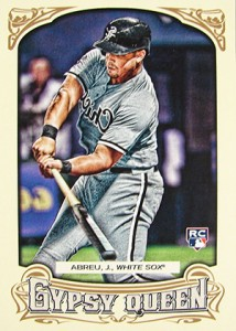 2014 Topps Gypsy Queen Reverse Image Variations Guide 81