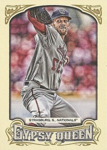 2014 Topps Gypsy Queen Reverse Image Variations Guide 93