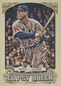 2014 Topps Gypsy Queen Reverse Image Variations Guide 97