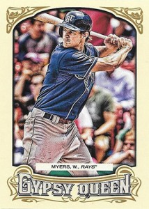 2014 Topps Gypsy Queen Reverse Image Variations Guide 17