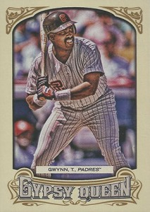 2014 Topps Gypsy Queen Reverse Image Variations Guide 19