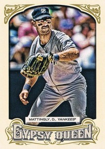 2014 Topps Gypsy Queen Reverse Image Variations Guide 57