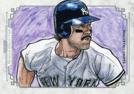 Hitting the Canvas: 2014 Topps Museum Collection Canvas Collection Gallery 7