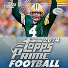 2014 Topps Prime Football Cards