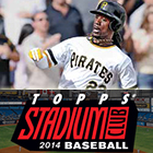 2014 Topps Stadium Club Baseball Cards