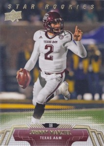 Johnny Manziel Cards, Rookie Cards, Key Early Cards and Autographed Memorabilia Guide 81