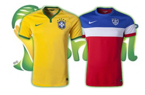 2014 World Cup Jersey Feature