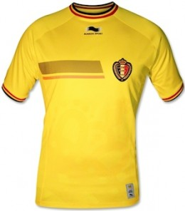Complete Visual Guide to the 2014 World Cup Jerseys 9