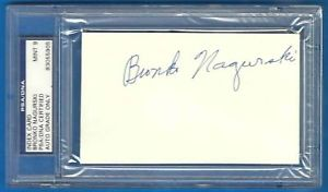 Bronko Nagurski Cards, Rookie Card and Autographed Memorabilia Guide 22