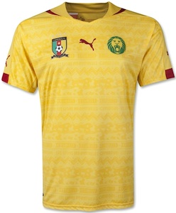 Complete Visual Guide to the 2014 World Cup Jerseys 16