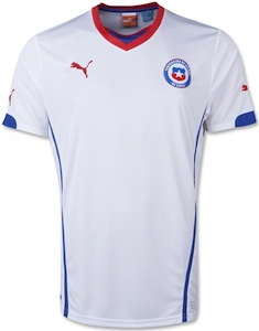 Complete Visual Guide to the 2014 World Cup Jerseys 18