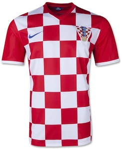 Complete Visual Guide to the 2014 World Cup Jerseys 23