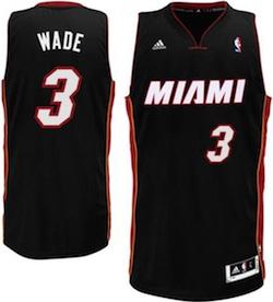 Dwyane Wade Jersey