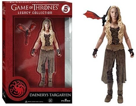 Game of Thrones Legacy Collection Action Figures