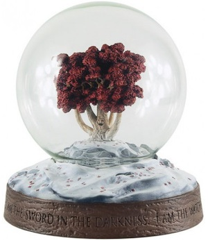 Game of Thrones Snow Globe