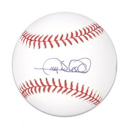 Gary Sheffield Signed Baseball