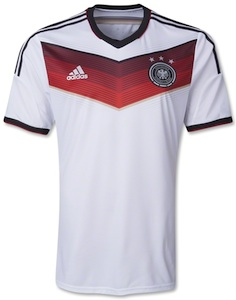 Complete Visual Guide to the 2014 World Cup Jerseys 31