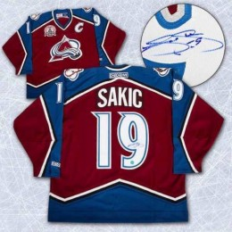 Joe Sakic Cards, Rookie Cards and Autographed Memorabilia Guide 23