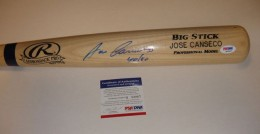Jose Canseco Cards, Rookie Cards and Autographed Memorabilia Guide 23