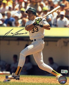 Jose Canseco Cards, Rookie Cards and Autographed Memorabilia Guide 25