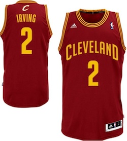 LeBron James Tops 2013-14 List of Best Selling NBA Jerseys 10