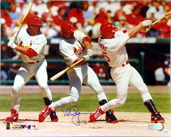 Mark McGwire Signed Photo