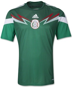 Complete Visual Guide to the 2014 World Cup Jerseys 47
