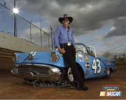Richard Petty Cards and Autographed Memorabilia Guide 21