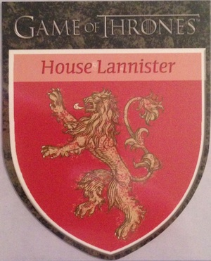 Rittenhouse Game of Thrones Cards