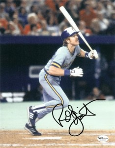 Robin Yount Cards, Rookie Cards and Autographed Memorabilia Guide 25