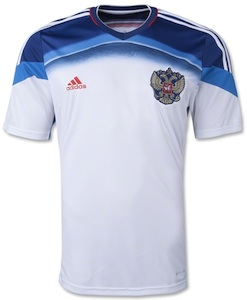 Complete Visual Guide to the 2014 World Cup Jerseys 56