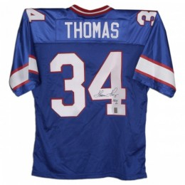 Thurman Thomas Signed Jersey