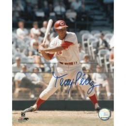 Tony Perez Signed Photo
