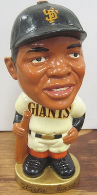 Vintage Willie Mays Bobblehead