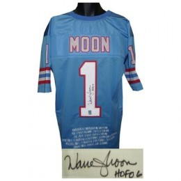 Warren Moon Cards, Rookie Cards and Autographed Memorabilia Guide 25