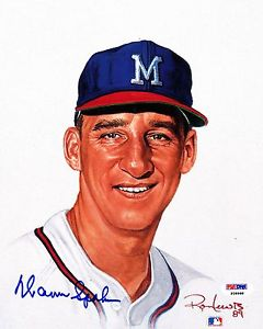 Warren Spahn Cards, Rookie Cards and Autographed Memorabilia Guide 22