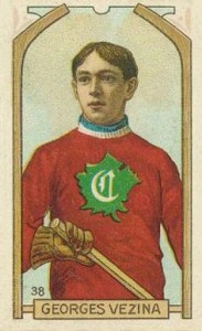 Georges Vezina Cards, Rookie Card and Memorabilia Guide 19