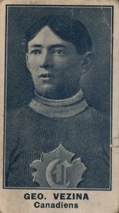 Georges Vezina Cards, Rookie Card and Memorabilia Guide 20