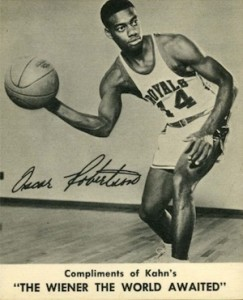 Oscar Robertson Cards and Autographed Memorabilia Guide 1