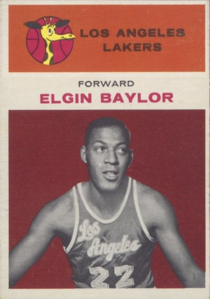 Top 20 Basketball Rookie Cards of All-Time 6