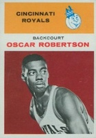 Oscar Robertson Cards and Autographed Memorabilia Guide