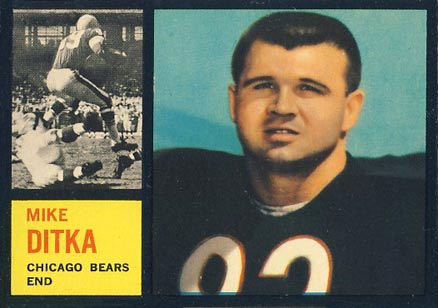 Mike Ditka Cards, Rookie Card and Autographed Memorabilia Guide 1
